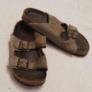 BIRKENSTOCK💟Arizona Leather Sandals W9-9.5 M7-7.5